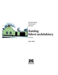 Obálka titulu Katalog lidové architektury