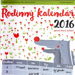 Rodinný kalendář 2016
