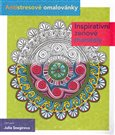 Antistresové omalovánky - inspirativní zenové mandaly - obálka