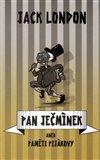 Pan Ječmínek, aneb, Paměti pijákovy - obálka