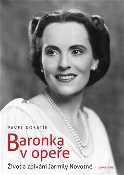 Obálka titulu Baronka v opeře