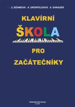 Obálka titulu Klavírní škola pro začátečníky
