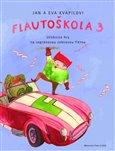 Flautoškola 3 (Učebnice hry na sopránovou zobcovou flétnu) - obálka