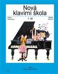 Nová klavírní škola 1. díl - obálka