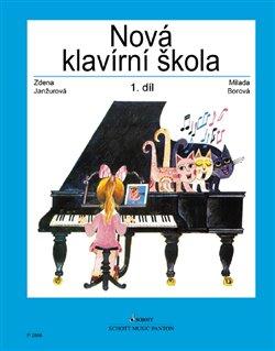 Obálka titulu Nová klavírní škola 1. díl