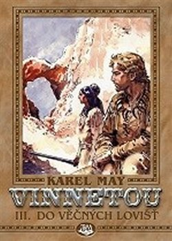 Obálka titulu Vinnetou III.