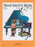 Nová klavírní škola 2. díl - obálka