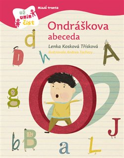 Obálka titulu Ondráškova abeceda