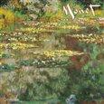 Nástěnný kalendář - Claude Monet 2016 - obálka