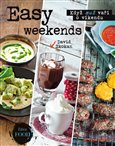 Easy weekends (Když muž vaří o víkendu) - obálka