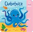 Chobotnice (koupací knížka) (Hurá do vody!) - obálka