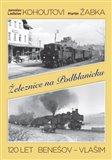 Železnice na Podblanicku - obálka