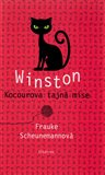 Winston: Kocourova tajná mise - obálka