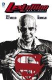 Lex Luthor: Muž z oceli - obálka