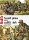 Obálka knihy Němečtí pěšáci versus sovětští střelci