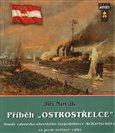 """Příběh """"Ostrostřelce"""" (Osudy rakousko-uherského torpédoborce Scharfschütze za první světové války) - obálka"""