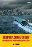 Sebevražedné čluny - obálka