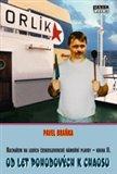 Od let pohodových k chaosu (Kuchařem na lodích československé námořní plavby II) - obálka