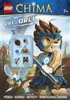 Obálka knihy Lego Chima Lvi a orli