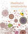 Obálka knihy Meditační omalovánky