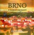Brno v náruči Moravy - obálka