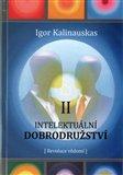 Intelektuální dobrodružství II. - obálka
