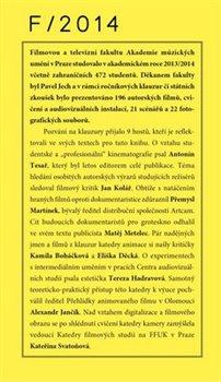 Obálka titulu Klauzury FAMU 2014