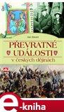 Převratné události v českých dějinách - obálka