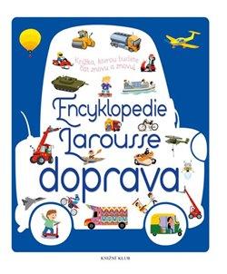 Obálka titulu Encyklopedie Larousse Doprava