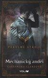 Mechanický anděl - obálka
