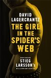 The Girl in the Spider´s Web - obálka