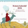 Krásný kalendář 2016 - obálka