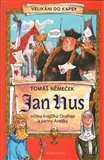 Jan Hus (očima krejčího Ondřeje a panny Anežky) - obálka