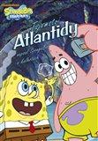 SpongeBob - Tajemství Atlantidy - obálka