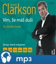 Jeremy Clarkson - Vím, že máš duši - obálka