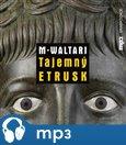 Tajemný Etrusk - obálka