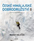České himálajské dobrodružství II (Zápisky Marouška blázna) - obálka