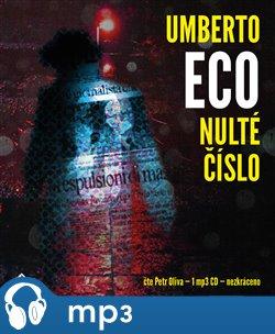 Nulté číslo, CD - Umberto Eco