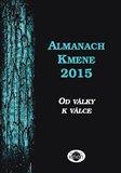 Almanach Kmene 2015 - obálka