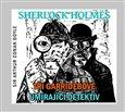 Sherlock Holmes (Tři Garridebové  / Umírající detektiv) - obálka