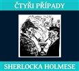 Čtyři případy Sherlocka Holmese - obálka