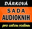 Dárková sada audioknih - obálka