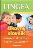 Nizozemsko-český / česko-nizozemský šikovný slovník - obálka