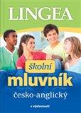 Školní Česko-anglický mluvník - obálka