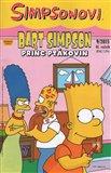 Bart Simpson 9/2015: Princ ptákovin - obálka
