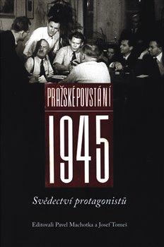 Obálka titulu Pražské povstání 1945