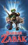 Barbar Žabák - obálka
