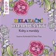 TOPP Relaxační omalovánky - Květy a mandaly - obálka