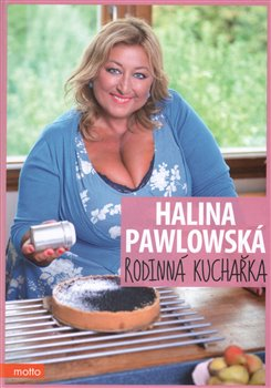 Obálka titulu Rodinná kuchařka
