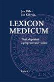 Lexikon medicum (Třetí, doplněné a přepracované vydání) - obálka